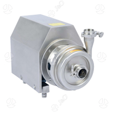 High Flow Rate Stainless Steel Sanitary Dairy Milk Centrifugal Pump